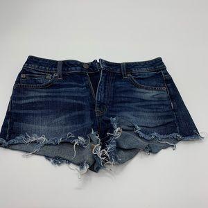 American Eagle vintage hi rise festival shorts 4
